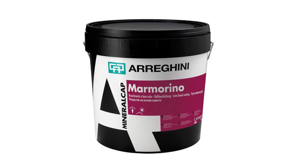 Декоративная штукатурка MARMARINO CAP Arreghini