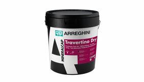 Декоративная штукатурка TRAVERTINO DRY CAP Arreghini